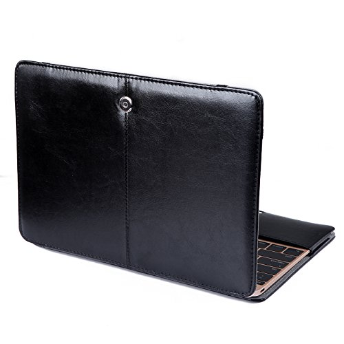HDE Macbook Retina Jacket Leather