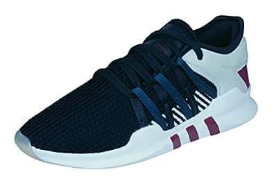 adidas Originals EQT Racing ADV Womens Trainers - Pink-Navy-5.5