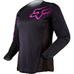 2015 Fox Racing Womens Blackout Jersey (XL)