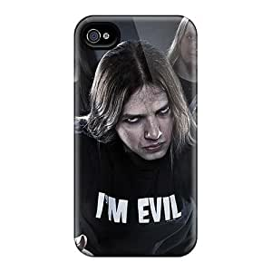 Durable Hard Phone Cover For Iphone 4/4s With Allow Personal Design Vivid Eternal Tears Of Sorrow Band EToS Pictures DannyLCHEUNG