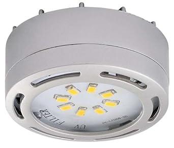 Ledp120nk 120v Direct Led Puck Light Nickel Under