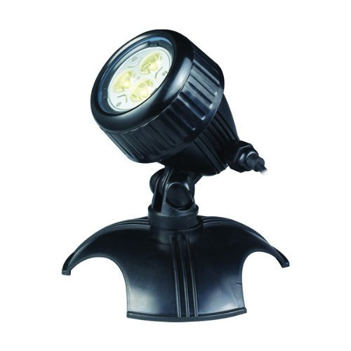 Jebao Submersible LED Spot Light, 3w, Warm White by Jebao