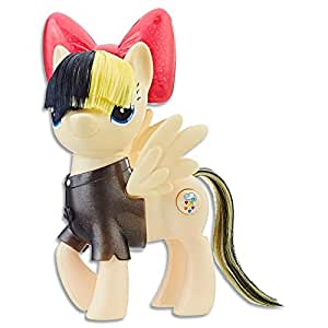 """My Little Pony - 6"""" Singing Songbird Serenade inc outfit - Ages 3+"""