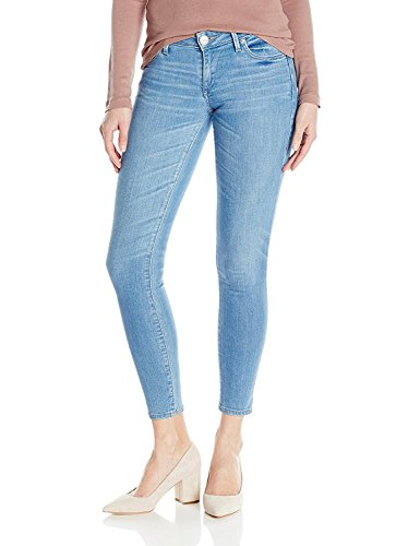 (True Religion Women's Casey Low Rise Super Skinny Jean with Flap, Spring Break, 32)