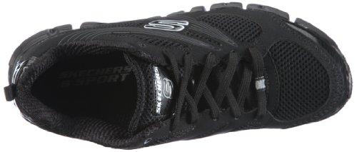 Skechers Stride 11635 Damen Fashion Sneakers Schwarz (Blk)