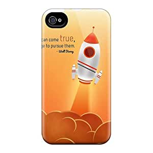 Tpu Case For Iphone 4/4s With Dreams Come True
