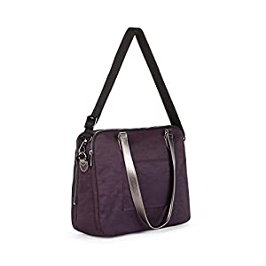 Kipling Neat, Briefcase, 39 cm, 13 liters, Purple (Deep Velvet)