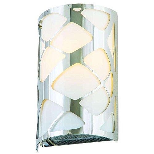 DVI Lighting DVP19901CH-VICE Argonaut Bathroom Light In Chrome