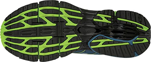 MIZUNO WAVE PROPHECY 7 VERDE AZUL J1GC180005