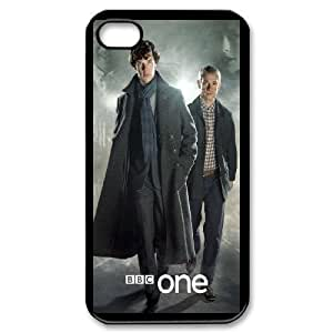 apply Case Sherlock For Apple Iphone 4/4S Case Cover 887A2W8700