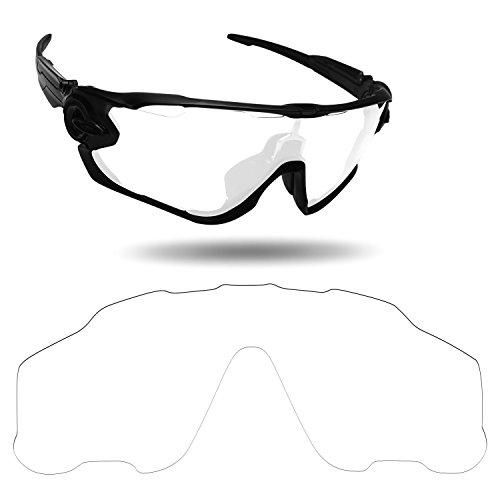 Fiskr Anti-Saltwater Replacement Lenses for Oakley Jawbreaker Sunglasses - Various - Jawbreaker Lenses