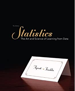 Amazon statistics the art and science of learning from data statistics the art and science of learning from data 3rd edition fandeluxe