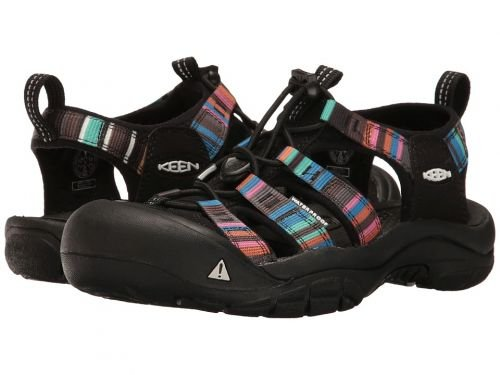 Keen(キーン) レディース 女性用 シューズ 靴 サンダル Newport H2 - Raya Black [並行輸入品]
