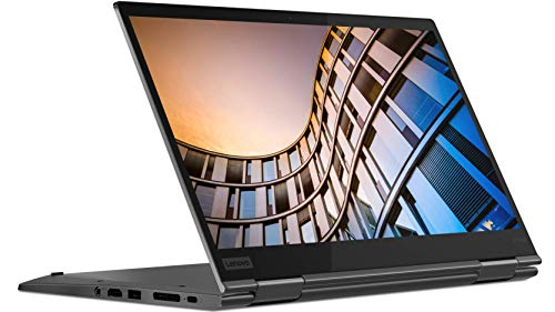 Lenovo X1 Yoga 20SAS01Q00 14-inch Laptop (10th gen Core i7-10510U/16GB/512GB SSD/Windows 10 Professional/Intel UHD Graphics), Iron Grey