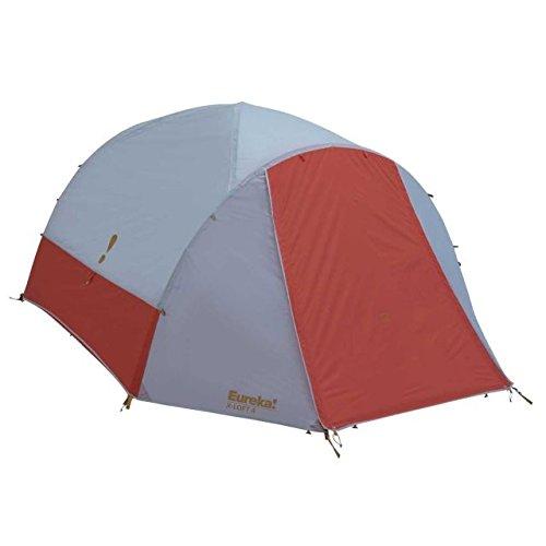 - Eureka! X-Loft 6 Six-Person, Three-Season Car Camping Tent