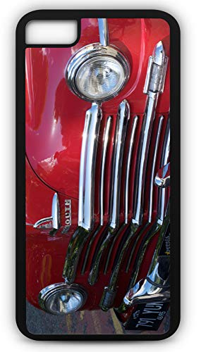 iPhone 6 Plus 6+ Case 1948 Plymouth Special De Lux Coupe Classic Car Deluxe Customizable by TYD Designs in Black ()