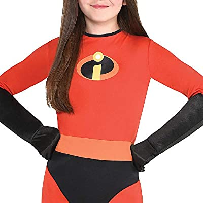 Party City Violet The Incredibles Halloween Costume for Girls, with Included Accessories: Clothing