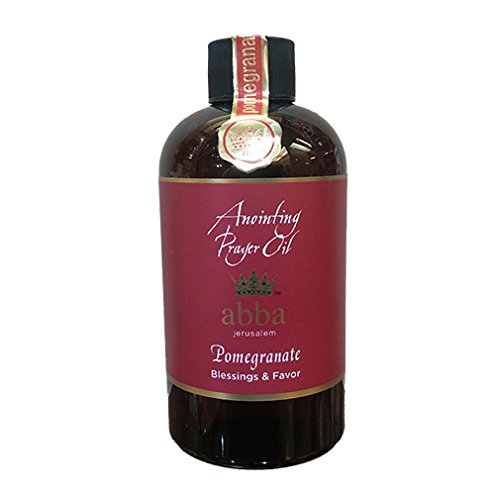- Anointing Oil - Pomegranate - 8 oz