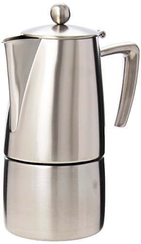 Cuisinox COF-M4 Milano 4-Cup Espresso Coffeemaker