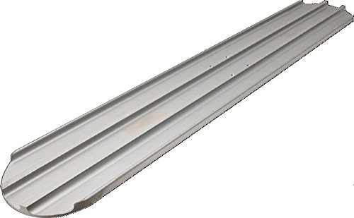 Marshalltown MB60RB 60 x 8-Inch Round End Magnesium Bull Float-Blade