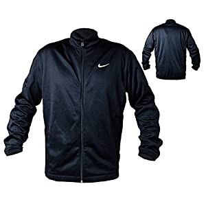 Nike Golf Therma-Fit Stay Warm Mens Full Zip Jacket (x-large, black)