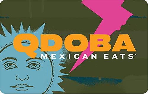 Amazon.com: Qdoba - Tarjetas de regalo para parrilla ...