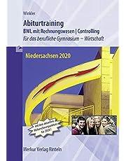 Abiturtraining Niedersachsen 2020: Betriebswirtschaft mit Rechnungswesen - Controlling für das berufliche Gymnasium - Wirtschaft