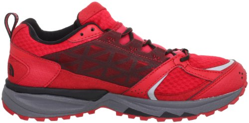 North Face Single Track GT2 - TNF Red TNF Black - UK 8