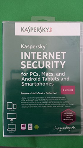 Kaspersky Lab Internet Security 2015 3 Devices expire (11...