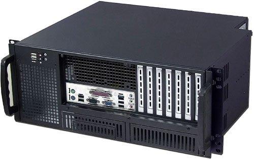 - PLINKUSA RACKBUY 4U (Front Access)(2x5.25+6x3.5 HD)(14