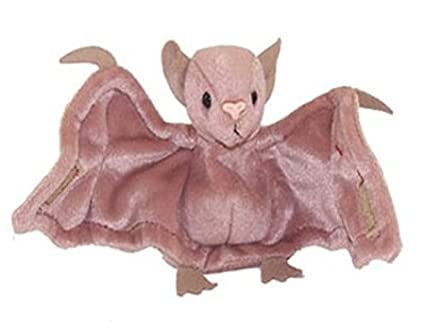 099591a3080 Image Unavailable. Image not available for. Color  TY Beanie Baby - BATTY  the Bat (Brown Version)