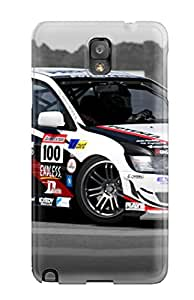 Unique Design Galaxy Note 3 Durable Tpu Case Cover Evo 8 Sport Car