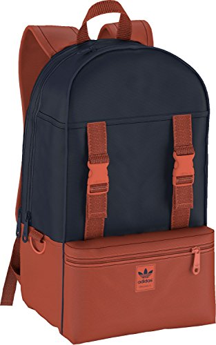 adidas Originals Rucksack - Backpack Plus - Collegiate Navy / Surf Red