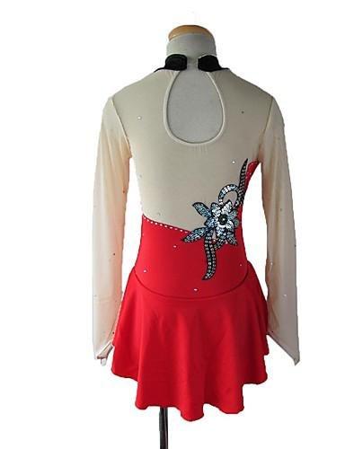 Piezas Rojo Rojo Color Gasa Mujer Para Blanco Vestido De Elástico Zhangminzl Negro 155 Y xf4qaZ1Rww