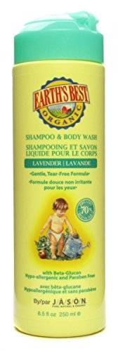 Baby Shampoo and Body Wash 8 Ounces