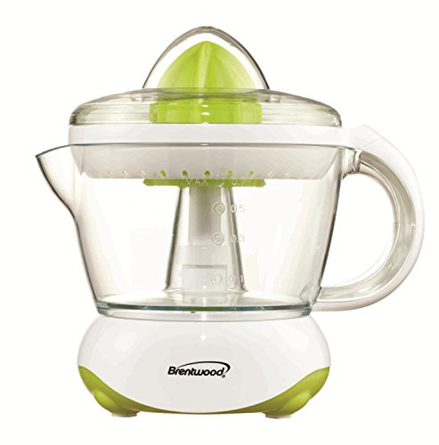 Home N Kitchenware Collection Electric Citrus Squeezer/Juicer, 24 oz/ .7L Capacity, Removable Parts, Power Motor of 25 Watts -