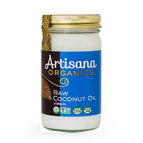 Artisana Organics Raw Virgin Coconut Oil (14 oz)