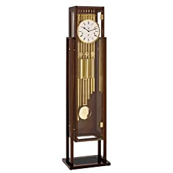 Hermle Essex Walnut Floor Clock