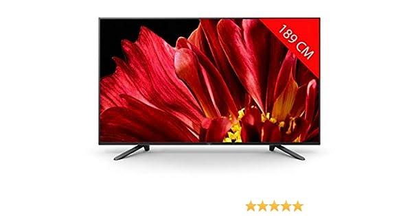 Telewizor Sony Telewizor 75 KD-75ZF9-KD-75ZF9: Amazon.es: Electrónica