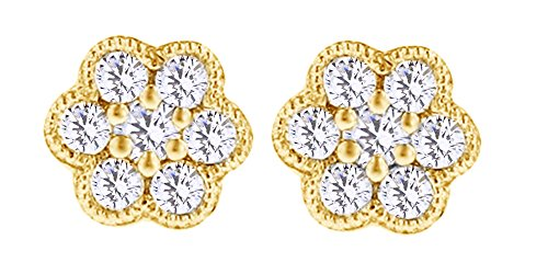 25 Ct Diamond Earrings - 8