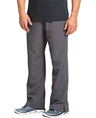 Under Armour Men's Vital Warm-Up Pants, Graphite/Black, Medium