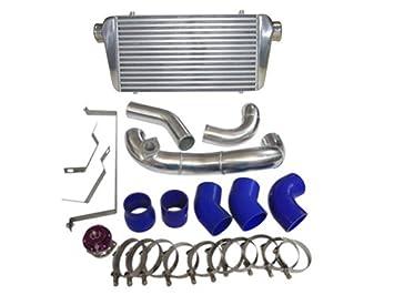cxracing Intercooler Kit de tuberías para 2jz-gte Motor Swap BMW E36 2jzgte: Amazon.es: Coche y moto