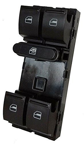2013 Volkswagen Jetta Window - SWITCHDOCTOR Window Master Switch for 2005-2016 Volkswagen Jetta