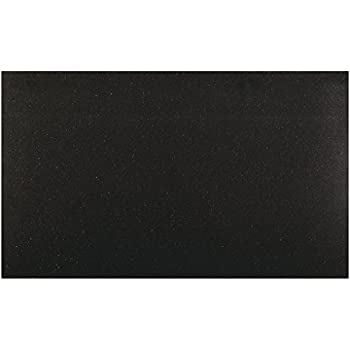 Dal Tile G77212241l Granite Tile Galaxy Black Polished Pack Of 5
