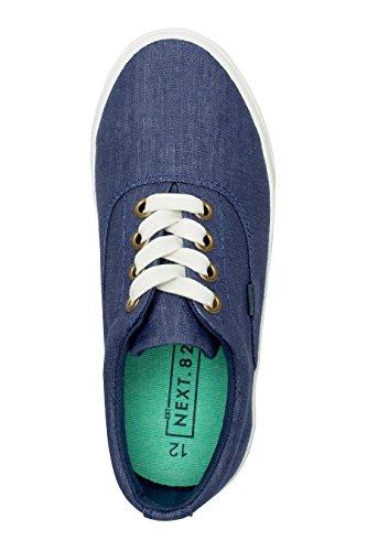 next Niños Zapatos de cordones (Niño mayor) Estándar Azul Marino