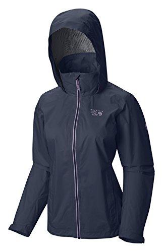 Mountain Hardwear Plasmic Ion Jacket - Women's Zinc/Phant...