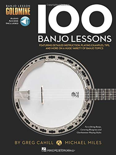 100 Banjo Lessons (Guitar Lesson Goldmine)