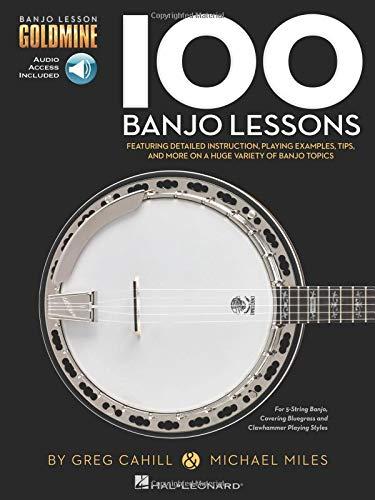 - 100 Banjo Lessons (Guitar Lesson Goldmine)