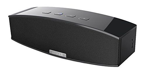 Anker Premium Stereo Bluetooth 4.0 Speaker (A3143) 20W Output from Dual 10W Drivers, with Two Passive Subwoofers, Portable Wireless Speaker for iPhone, iPad, Samsung, Nexus, HTC and More