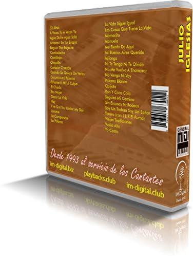 Julio Iglesias - Pendrive USB OTG para Teclados Midi, PC ...